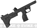 Silverback Airsoft Spare Nylon Stock for Desert Tech SRS-A1 Airsoft Sniper Rifles - Black