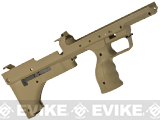 Silverback Airsoft Spare Nylon Stock for Desert Tech SRS-A1 Airsoft Sniper Rifles - FDE