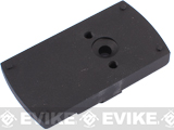 Silverback Micro Red Dot Scope Mount for Marui Hi-Capa Airsoft Pistols - (Black)