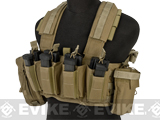 Shellback Tactical's Fury Chest Rig - Coyote Tan