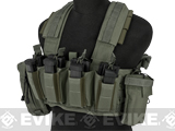 Shellback Tactical's Fury Chest Rig - Ranger Green