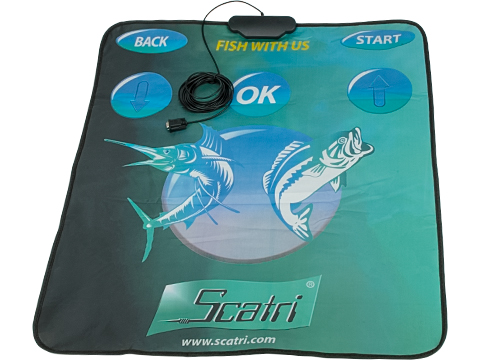 Scatri Simfish Fishing Mat