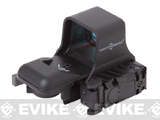 Sightmark Ultra Dual Shot Pro Spec Red Dot Sight and Laser Combo