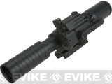 Spartan Imports 3-9x42 Variable Scope with Laser Aiming Module