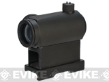 (MEMORIAL DAY SALE!) Avengers T1 Micro Reflex Red & Green Dot Sight with QD Riser (Color: Black)