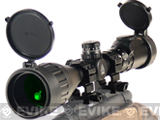 "UTG 1"" 3-9X50 AO True Hunter IE Scope w/Zero Locking/Reset WE, Rings & Sunshade"