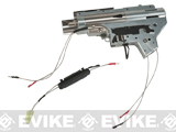 APS Silver Edge 8mm Ver.2 Airsoft AEG Gearbox (Type: Front Wired)