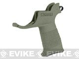 Stark Equipment AR SE2 Grip for M4 / M16 Series Airsoft GBB and Real Steel AR15 Rifles (Color: Foliage Green / Sling Hook)