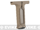 Stark Equipment SE3 Forward Vertical Grip with Pressure Switch Pocket - Earth