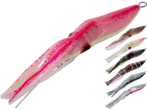 Sea Falcon Slow Squid - Swimming Deep Sea Fishing Jig