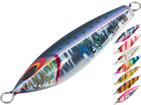 Sea Falcon Z Slow Neo Holographic Deep Sea Fishing Jig