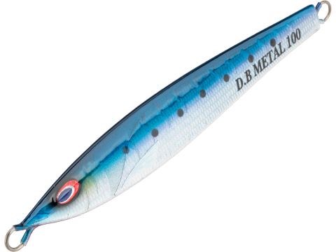 Sea Falcon Dead Bait Metal Holographic Deep Sea Fishing Jig