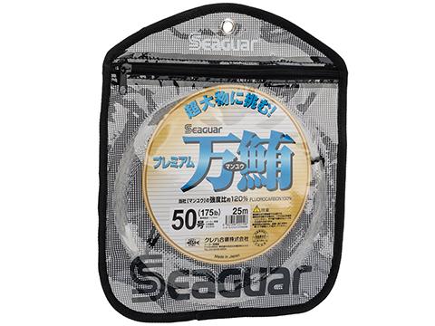 Kureha Seaguar Premium Manyu Fluorocarbon Fishing Line