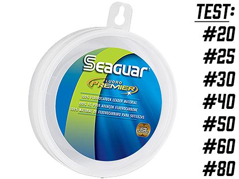 Seaguar Fluorocarbon Premier Leader Material