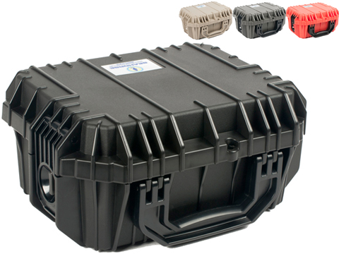 Seahorse SE430 Tactical Case with Foam and Lock