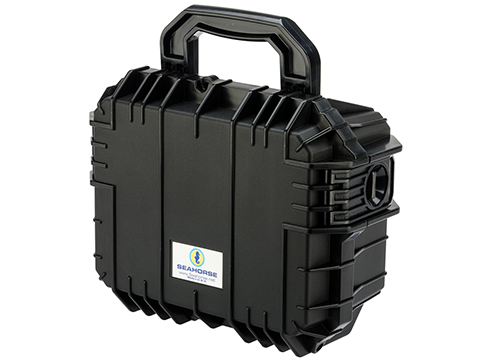 Seahorse SE430 Tactical Case with Foam and Lock (Color: Black)