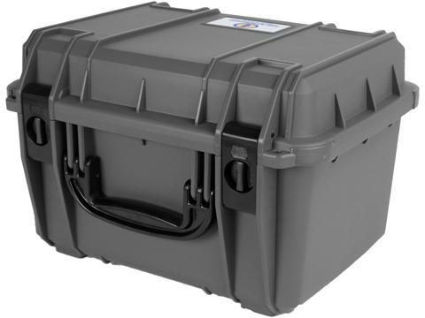 Seahorse SE540 Waterproof Tactical Case with Foam(Color: Gun Metal)