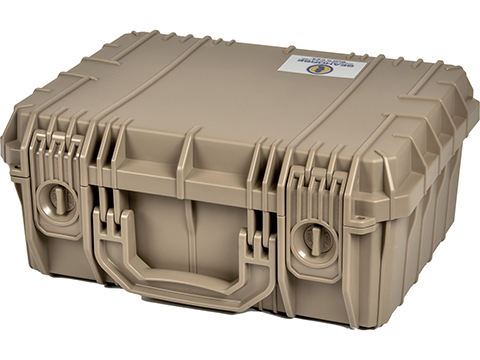 Seahorse SE630 Waterproof Tactical Case with Foam