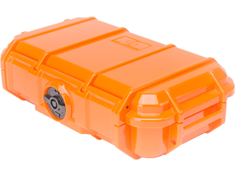 Seahorse SE56 Micro Hardcase with Padded Liner (Color: Orange)