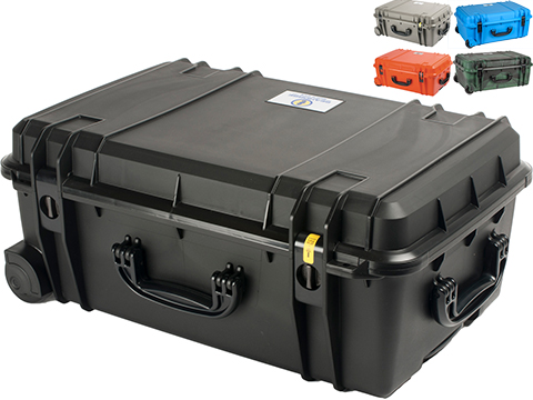 Seahorse SE920 Rolling Tactical Case with Foam