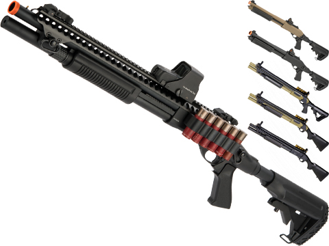 Secutor Arms Velites Gas Powered Airsoft Shotgun