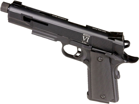 Secutor Arms Rudis Series 1911 Gas Blowback Airsoft Pistol (Model: Model VI)