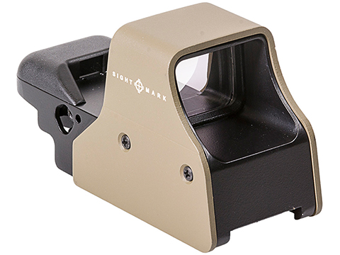 Sightmark Ultra Shot Plus Reflex Sight with Digital Switch (Color: Flat Dark Earth)