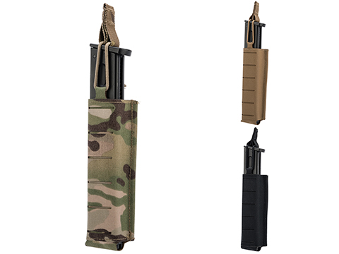 Sentry Extended Pistol Magazine Pouch (Color: Black)
