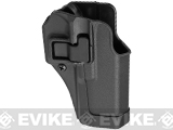 Blackhawk! Serpa CQC Concealment Holster (Model: GLOCK 17, 22 / Matte Black / Right Hand)