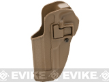 Blackhawk Serpa CQC Concealment Holster (Model: Beretta 92, 96 / Coyote Tan / Left Hand)