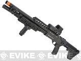 G&P M870 Long Entry RAS High Power Airsoft Shotgun