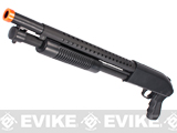 AGM M-500 SWAT Airsoft CQB Training Weapon Shotgun - CQB