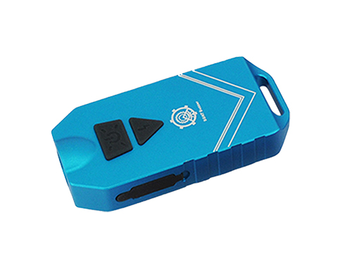 MecArmy SGN7 Buzzer Personal Alarm EDC Flashlight (Color: Blue)