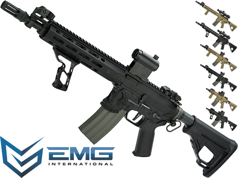 EMG / Sharps Bros Jack Licensed Full Metal Advanced M4 Airsoft AEG Rifle