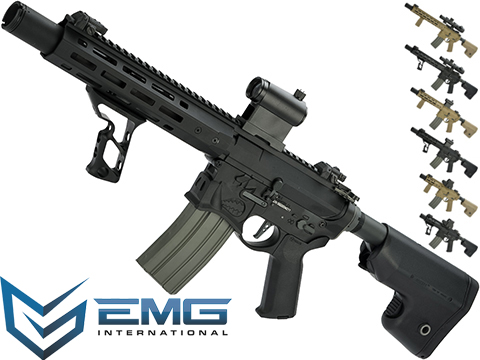 EMG / Sharps Bros Warthog Licensed Full Metal Advanced  Airsoft AEG Rifle