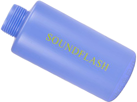 APS Hakkotsu Spare Replacement Shells For Thunder B Sound Grenade (Type: Sound Flash Blue - One)