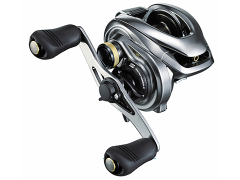 Shimano Metanium DC Baitcasting Fishing Reel (Model: METDC101XG)