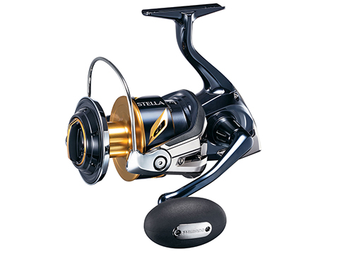 Shimano Stella SW-C Spinning Fishing Reel (Model: STLSW14000XGC)