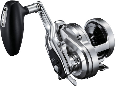 Shimano OCEA JIGGER Star Drag Jigging Fishing Reel (Model: 2000NR HG)