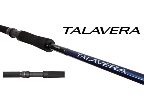 Shimano Talavera Spinning Saltwater Fishing Rod (Model: 7ft / Medium Heavy / F)