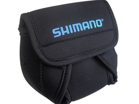 Shimano Neoprene Spinning Reel Covers (Size: Small)