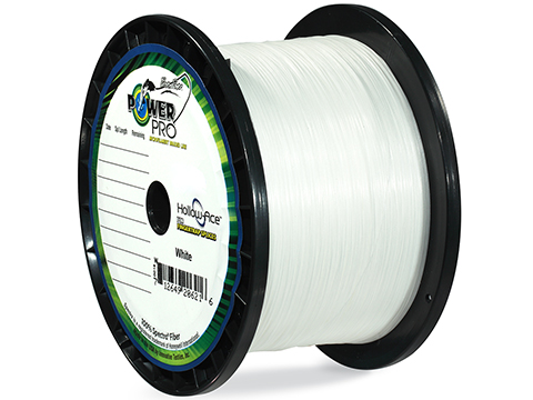 Power Pro Spectra Fiber Hollow-Ace Braided Fishing Line