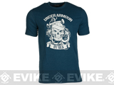 Under Armour Men's UA Freedom Navy T-Shirt - Ultra Blue
