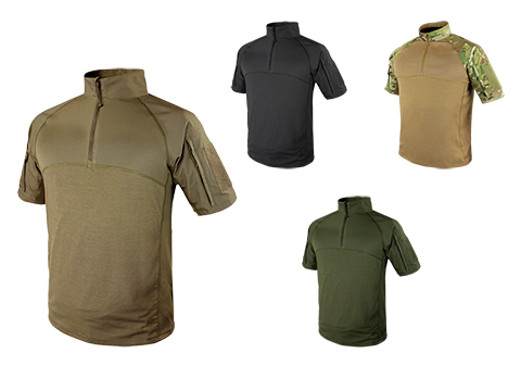 Condor Short Sleeve Tactical Combat Shirt