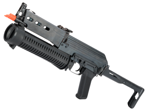 SHS PP19 Full Metal Airsoft Sub Machine Gun with Topfolding Stock