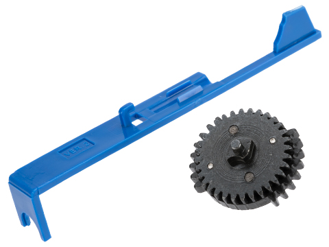 SHS Steel Double Sector Gear with Specialized Tappet Plate - Version 2