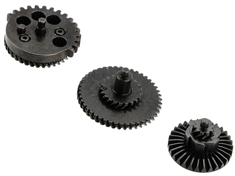 SHS CNC Steel High Torque Helical Gear Set (Type: 100:200)