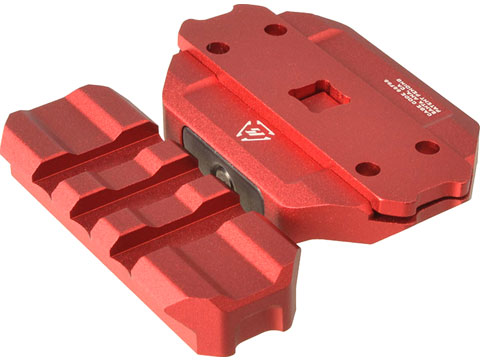 Strike Industries R.Ex Riser (Color: Red)