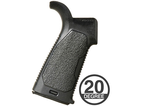 Strike Industries Viper Enhanced Pistol Grip For AR15 Series Rifles (Type: 20 Degrees Grip Angle)