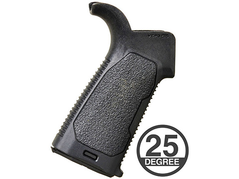 Strike Industries Viper Enhanced Pistol Grip For AR15 Series Rifles (Type: 25 Degrees Grip Angle)